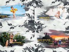 VIDEOHIVE WATERCOLOR SLIDESHOW – FLORAL
