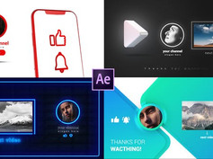 Youtube Endcards Pack 31310990 Free Download After Effects Project