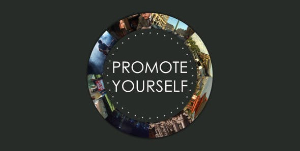 PROMOTE YOURSELF – AFTER EFFECTS PROJECT (VIDEOHIVE)