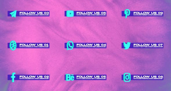 Social Media Pack Version 001 32297457 Free Download After Effects Project