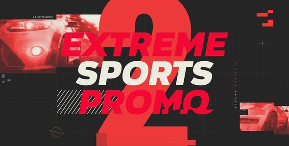 VIDEOHIVE EXTREME SPORTS PROMO