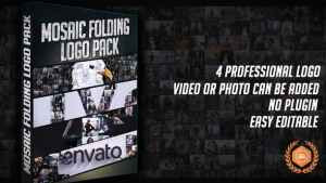 Multi Video Folding Logo Pack 27018768 Videohive – Download After Effects Template