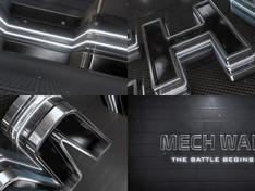 VIDEOHIVE EPIC METAL NEON LOGO_V2