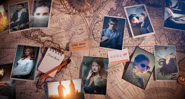 Travel Memories Slideshow 31693201 Videohive – Download After Effects Template