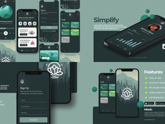 Universal App Mockup 32089961 Free Download After Effects Project