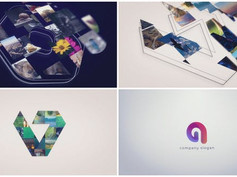 Sketch Mosaic Logo Reveal 31236453 Free Download After Effects Project