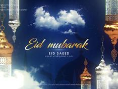 VIDEOHIVE EID MUBARAK EID SAEED OPENER