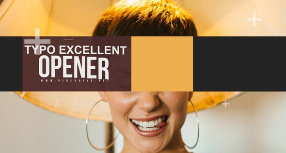 Typo Excellent Opener 31067703 Free Download After Effects Project