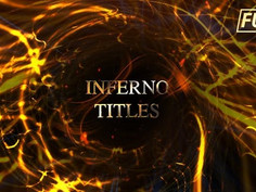 Inferno Ember Fire Titles 24803041 Free Download After Effects Project