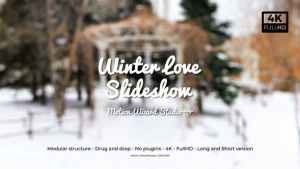 Winter Love Slideshow 30253338 Videohive – Download After Effects Template