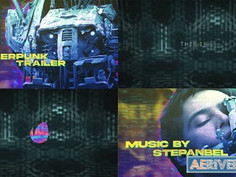 Cyberpunk Trailer 30585941 Free Download After Effects Project