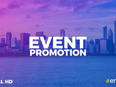 The Event Promo 23274759 Free Download After Effects Project