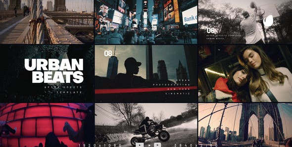 Urban Beats 31700560 Videohive – Download After Effects Template