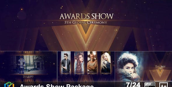 Awards Show 29534834 Free Download After Effects Project
