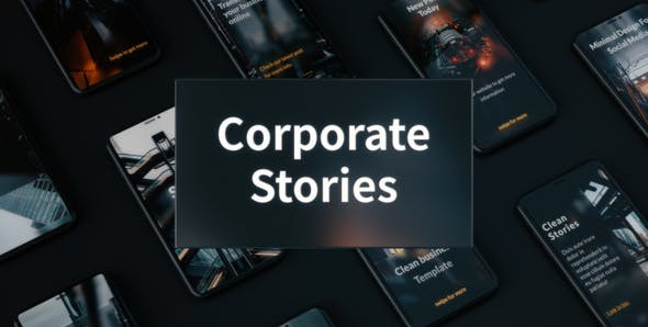 Corporate Business Stories 26721782 Videohive – Download After Effects Template