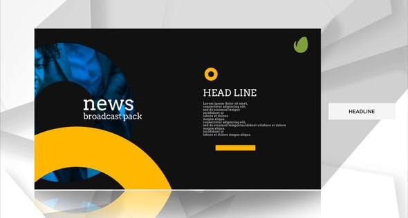 News Broadcast 31944706 Free Download After Effects Project