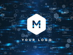 Tech Logo Reveal 25975900 Videohive – Free Download After Effects Templates