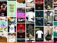 VIDEOHIVE 20 MODERN INSTAGRAM STORIES