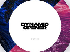 Dynamic Opener 31696587 Free Download After Effects Project