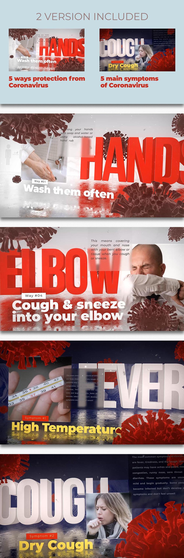 Coronavirus Info_Main Symptoms and Ways of Protection - 1