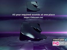 VIDEOHIVE CLEAN 3D LOGO E3D