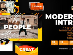 Modern Intro 28602282 Videohive – Download After Effects Template