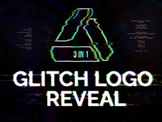 Glitch Logo Reveal 30775609 Videohive – Download After Effects Template