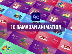 Ramadan Animation – After Effects 30997341 Free Download After Effects Project