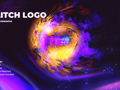 Glitch Logo Super RGB 31143158 Free Download After Effects Project