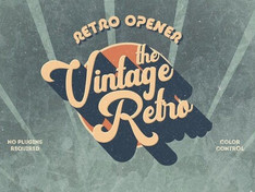 Retro Vintage Opener 25846073 Videohive – Free Download After Effects Templates