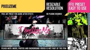 PixelizeMe 24458792 Videohive – Free Download After Effects Presets
