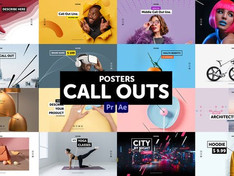 Posters Call Outs 31134741 Videohive – Free Download Premiere Pro Templates