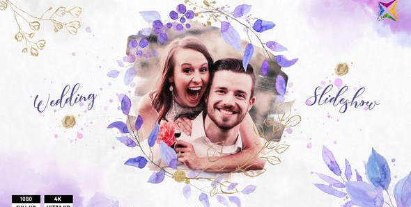 Floral Wedding Slideshow 30954331 Free Download After Effects Project