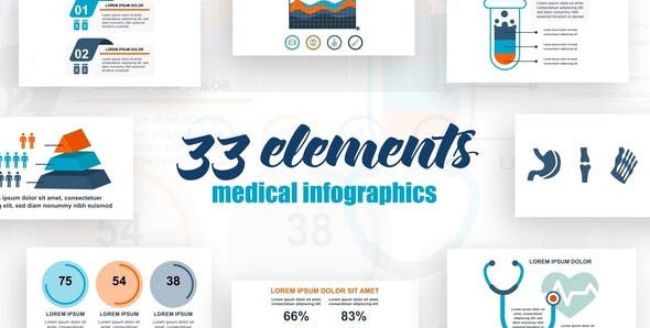 Infographics Vol.22 25750526 Videohive – Free Download After Effects Templates