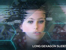 Long Gexagon Slideshow 18914657 Free Download After Effects Project