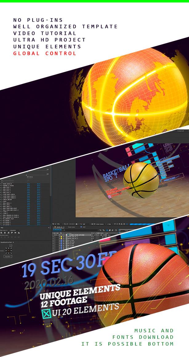 Basketball 4K Opener - 4