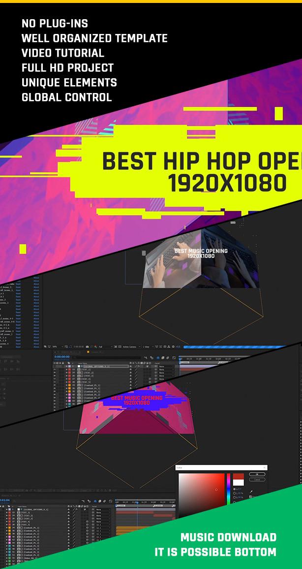 Hip-Hop Opening - 4