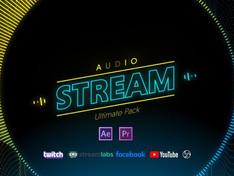 VIDEOHIVE STREAM AUDIO PACK