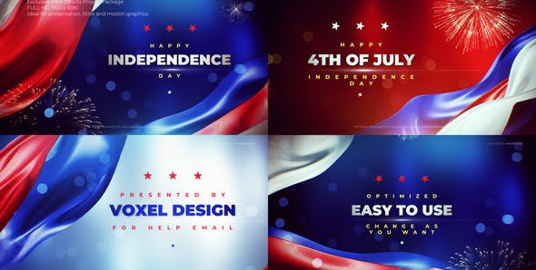 USA Independence Day 32552947 Videohive – Download After Effects Template