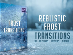 Frost Transitions 25049928 Videohive – Free Download After Effects Templates