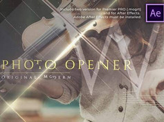 Original Modern Photo Opener 31275486 Free Download After Effects Project