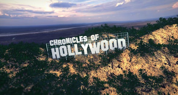 Chronicles of Hollywood 31893925 Videohive – Download After Effects Template