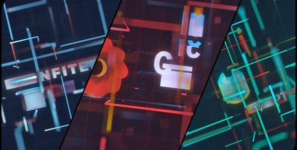 Digital Technology Logo 32540558 Videohive – Download After Effects Template