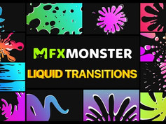Liquid Transitions – After Effects 32113500 Free Download After Effects Project