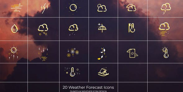 Weather Forecasts 27038087 Free Download After Effects Project