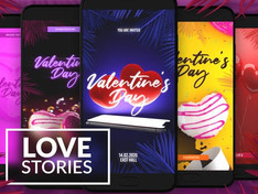 VIDEOHIVE LOVE INSTAGRAM STORIES 29926543