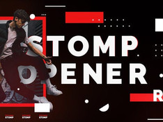 Bold And Strong Stomp Opener 30017464 Videohive – Download After Effects Template