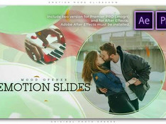Emotion Ambient Mood Slideshow 32063813 Free Download After Effects Project
