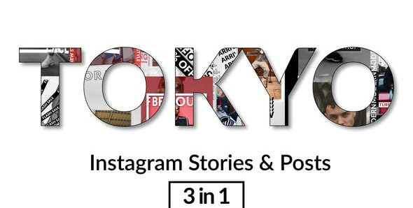 Tokyo – Instagram Stories 25545881 Free Download After Effects Project