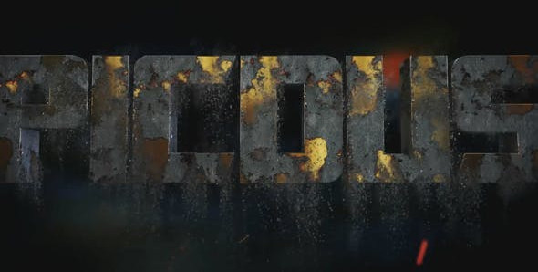 Epic Dust Reveal 3D 17515919 Free Download After Effects Project